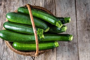 Autumn In Season – Zucchini