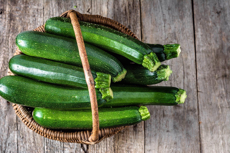 Autumn In Season – Zucchini