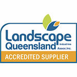 Landscape Queensland Accredited Supplier