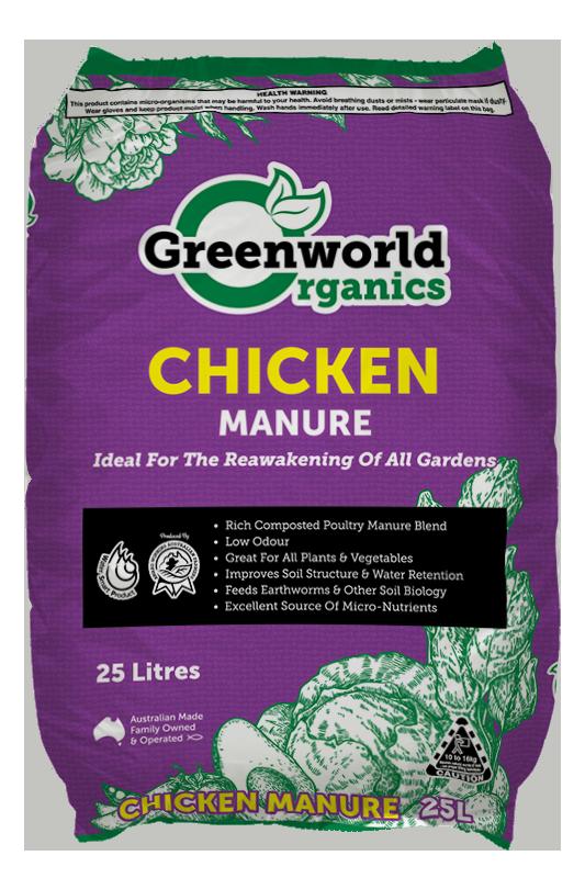 Greenworld Chicken Manure