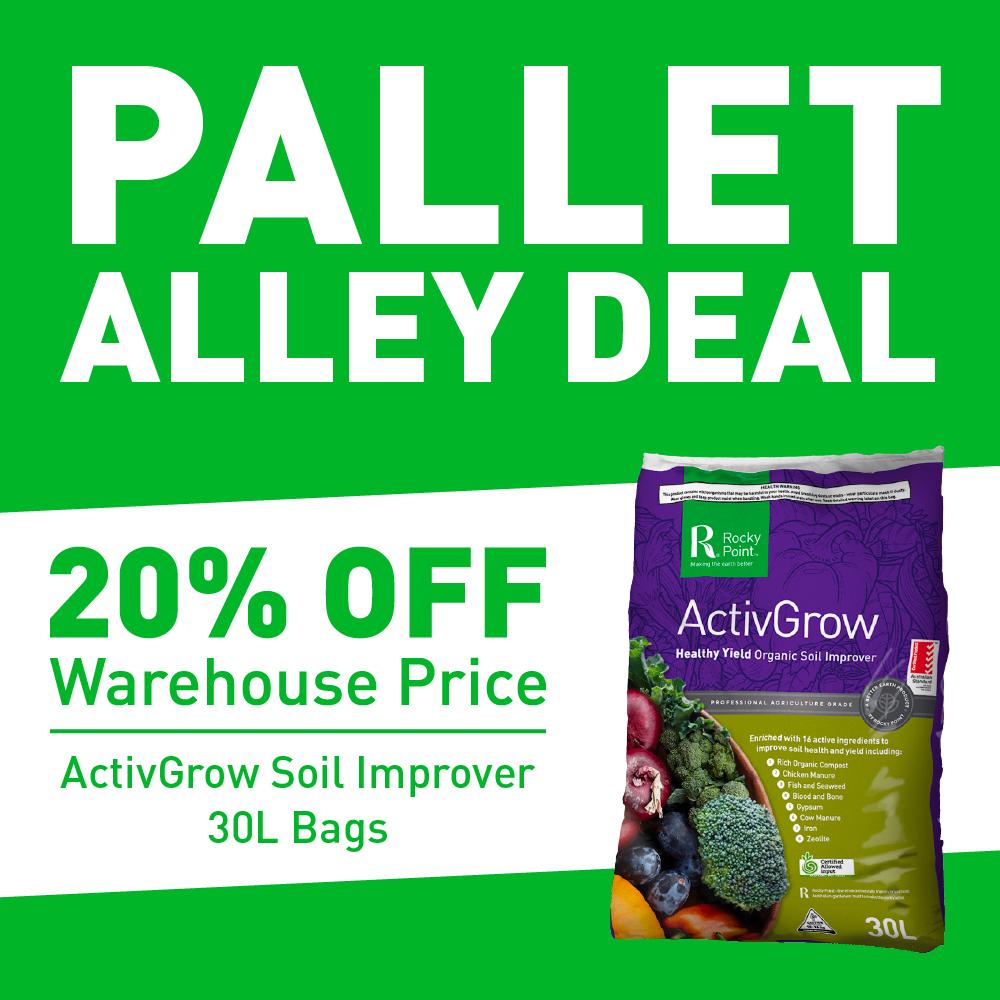 Pallet Alley Deal